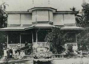 La Saintonge en 1928