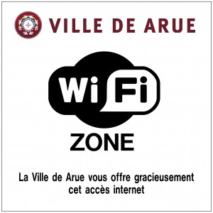 sticker wifi web