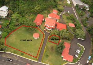 zone wifi Arue