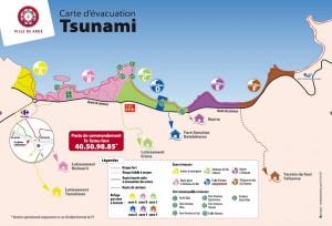 CarteTsunami