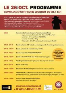 affiche-programme-forum-emploi-2016